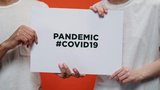 semangat dan harapan di tengah pandemi