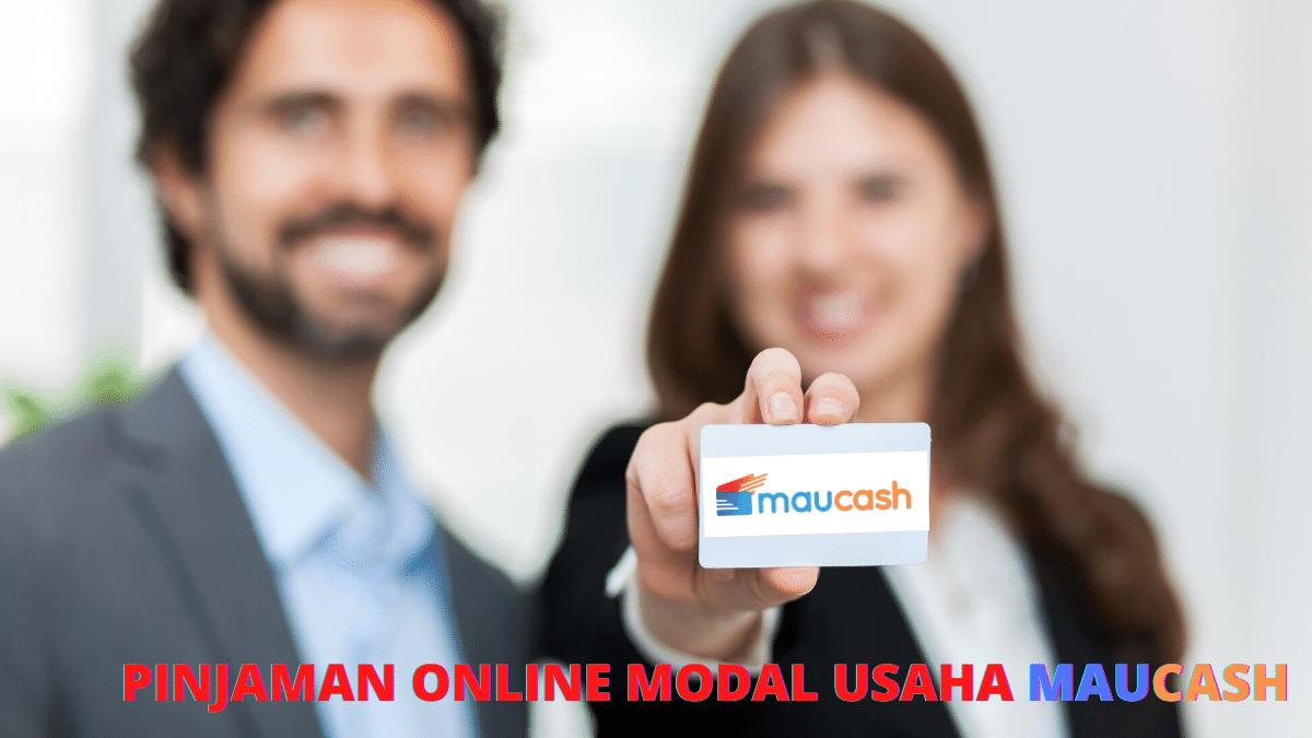 pinjaman online modal usaha maucash