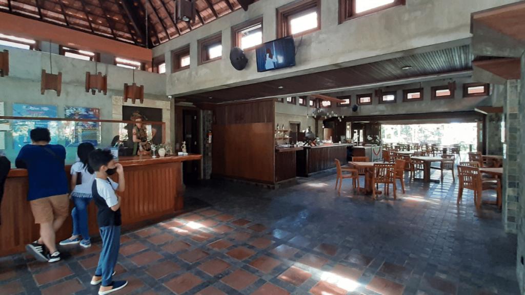 Lobi Hotel Ketapang Indah