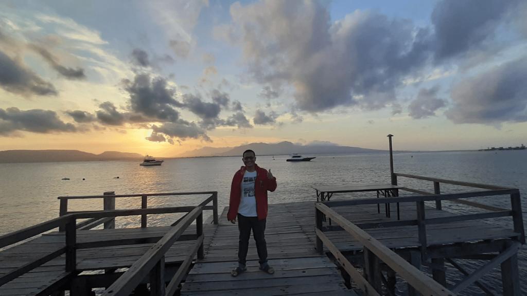 Sensasi Menikmati Matahari Terbit di Hotel Ketapang Indah