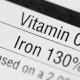 kegunaan zat besi bagi tubuh