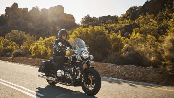 review BMW Motorrad R18