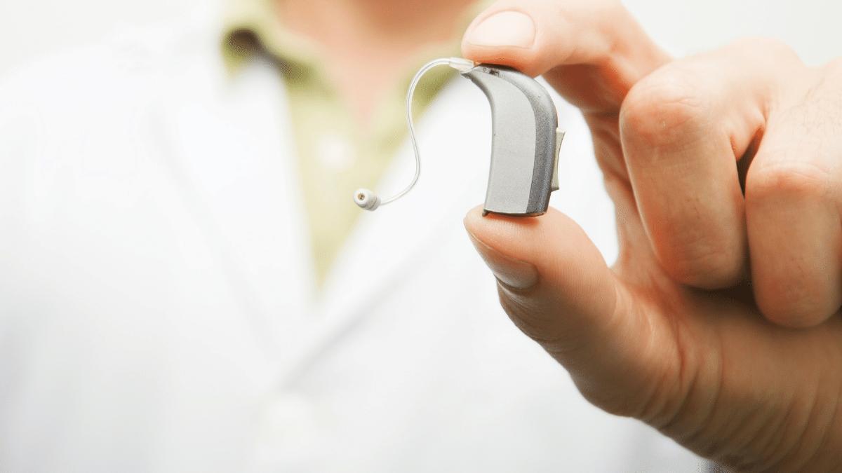 alat pendengar telinga