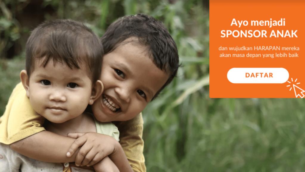 Bantu wujudkan momen pertama melalui wahana visi indonesia
